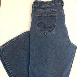 Levi's signature jeans- misses 18 M